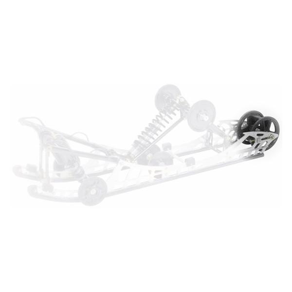 Rear Aluminum Wheels (Individually Sold)