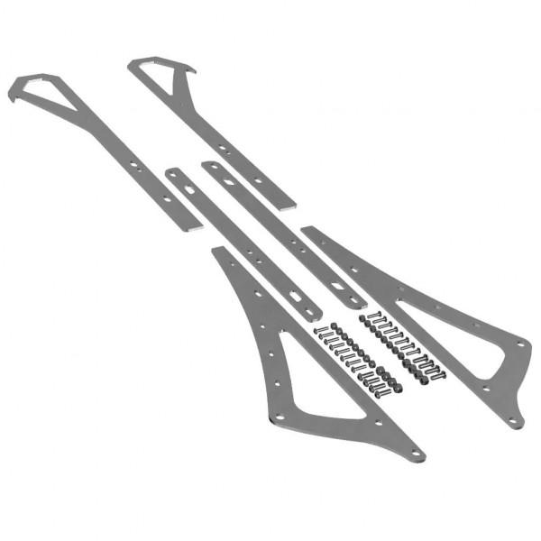 Renfort de rails Arctic Cat et Yamaha - Série Powdercoat