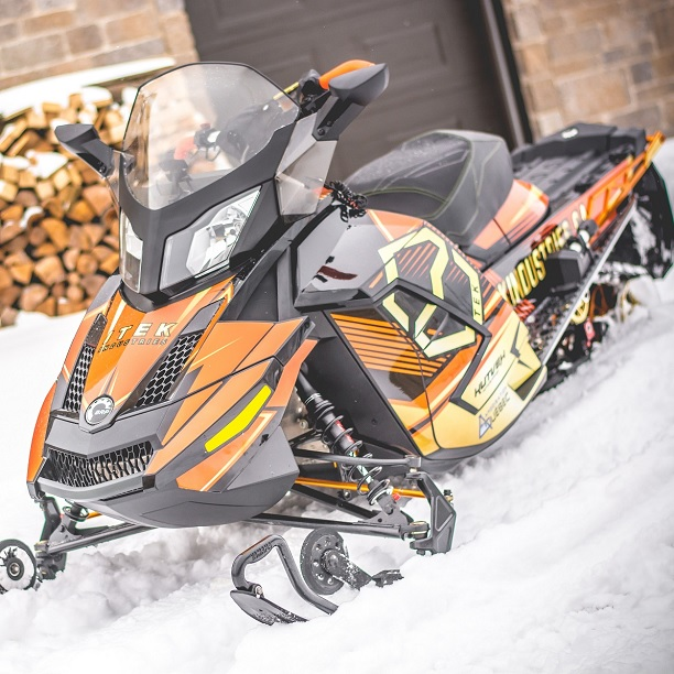 Ski-doo Summit X 800r 2009